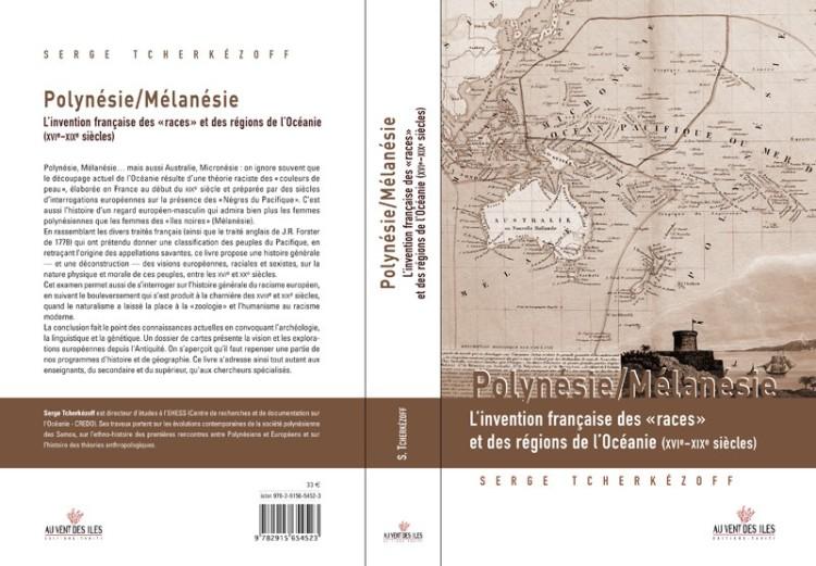 L'invention française des races et des régions de l'Océanie