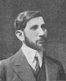 Charles Maurras, avant 1922