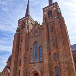 Cathédrale de Roskilde en août © UNESCO