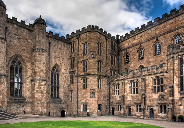 Cathédrale et château de Durham (Royaume-Uni de Grande-Bretagne et d'Irlande du Nord) © Valerio Li Vigni