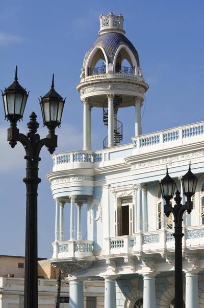 Centre historique urbain de Cienfuegos (Cuba) © M & G Therin-Weise
