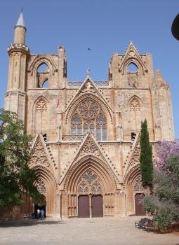 La cathedrale latine Saint-Nicolas de Famagouste © T. Soulard