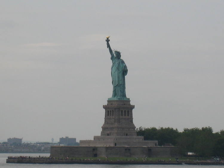 Statue of Liberty (United States of America) © Laïa Caballé