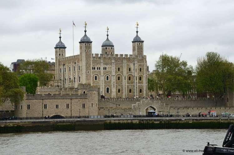 Tour de Londres - Angleterre.
