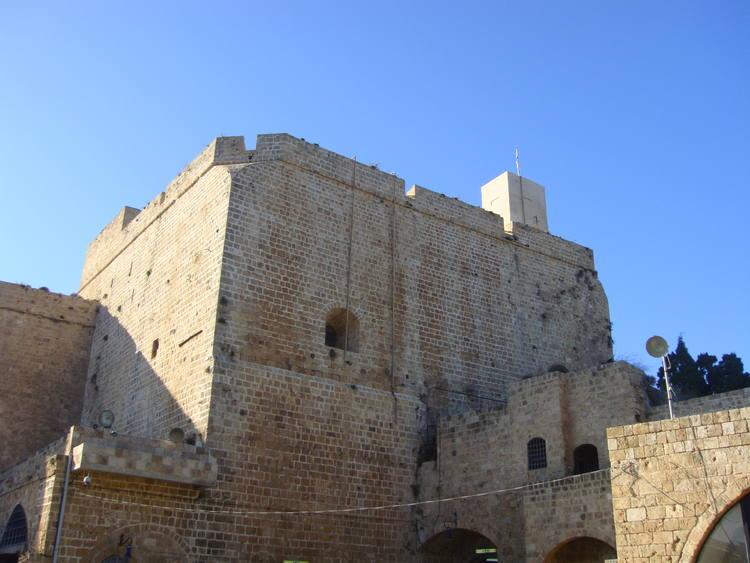 Vieille ville d'Acre (Israël) © UNESCO
