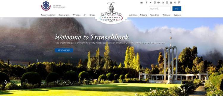 Welcome to Franschhoek