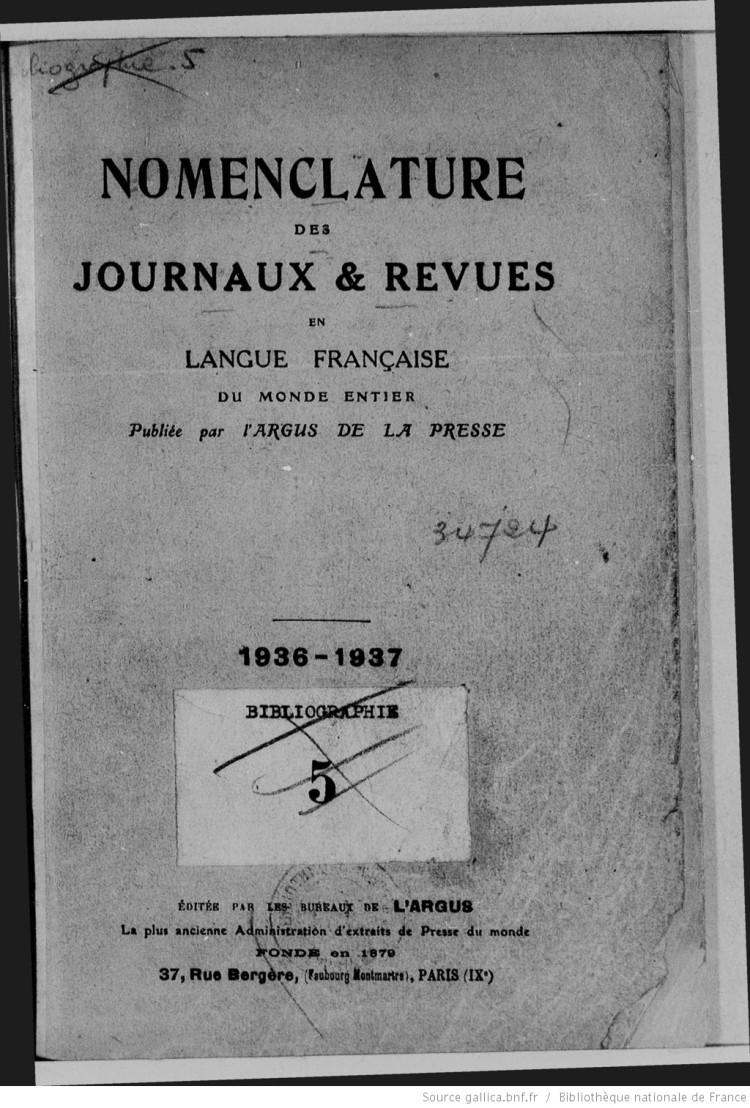nomenclature-des-journaux-revues-periodiques-francais-paraissant-en-france-et-en-langue-francaise-a-letranger-1936
