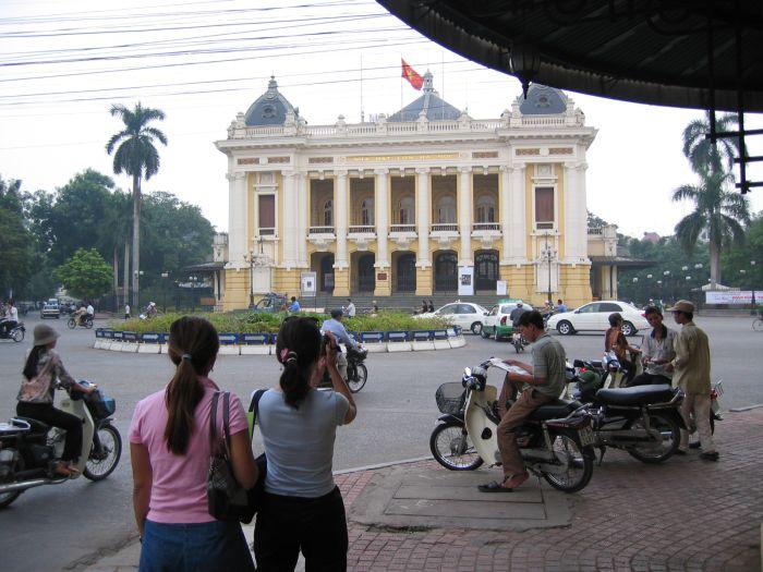 hanoi-opera