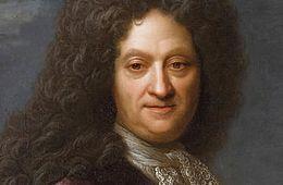 Portrait de Pierre Le Pesant, Seigneur de Boisguilbert par Jean-Baptiste Santerre Coll. Mis de Fayet