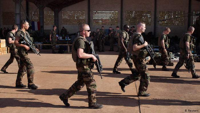 La France au secours du Mali