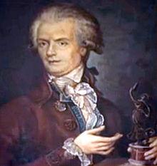 Portrait de Jean-Baptiste Landé (vers 1735)