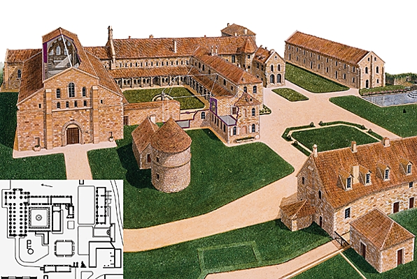 cistercien Encyclopédie Larousse en ligne