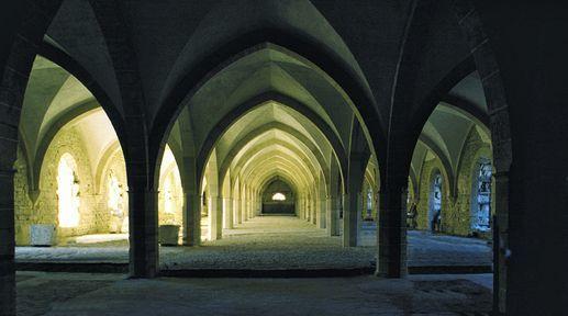 Fondation de Clairvaux par Saint-Bernard 1115 – Ville-sous-la-Ferté (Aube) France Archives