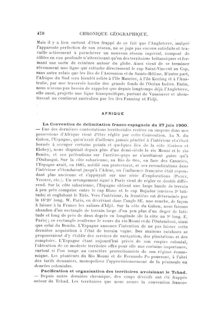 la-convention-de-delimitation-franco-espagnole-du-27-juin-1900