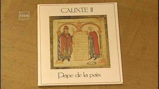 L'Isère a déjà eu son pape, Calixte II, en 1119 France3 Régions