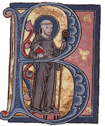 Saint Bernard of Clairvaux 1902encyclopedia