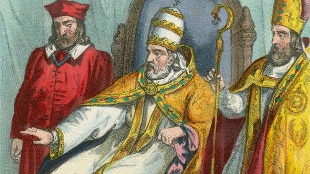 20 septembre 1378 Grand Schisme d'Occident Hérodote.net-img2
