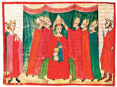 L'élection de Clément V, 5 juin 1305 France Archives