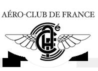 """Logo officiel de l""""Aéro-club de France"""