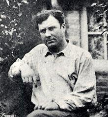 Portrait d'Eugène Atget réalisé par un photographe anonyme, vers 1890