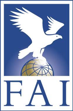 Federation Aeronautique Internationale - Logo