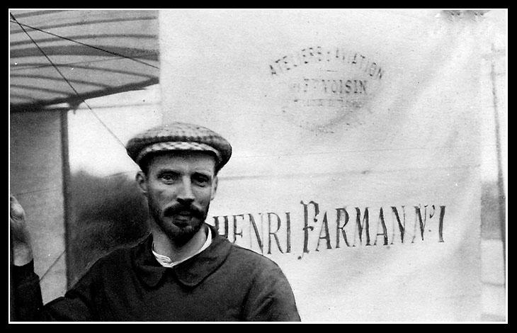 Henri Farman (1874-1958)