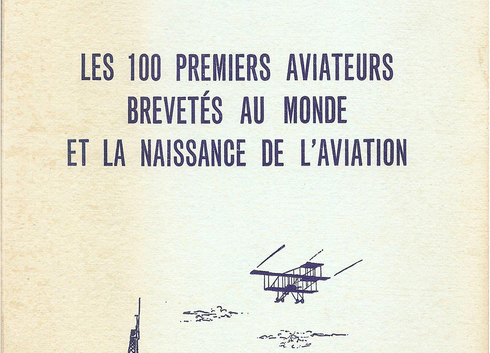 LES 100 PREMIERS AVIATEUR