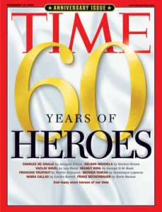 NY Times Europe 60 years of Heroes