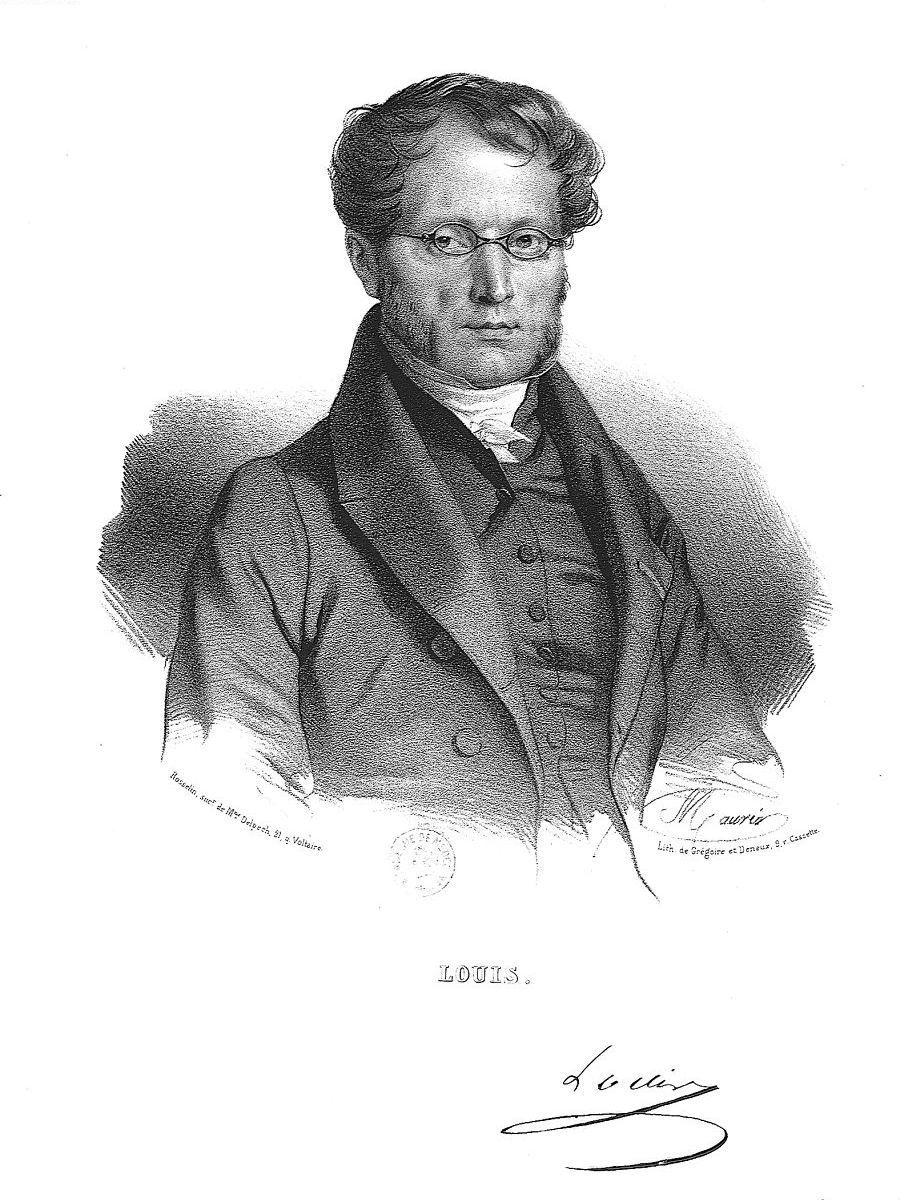 Pierre Charles Alexandre Louis (1787-1872)