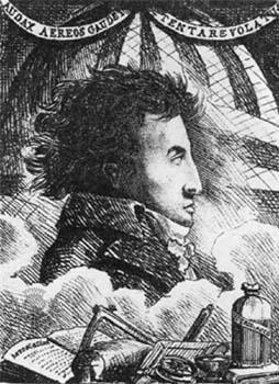 André-Jacques Garnerin French parachutist