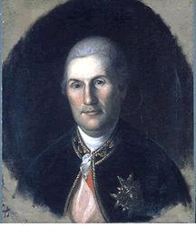 Comte de Rochambeau (Charles Wilson Peale)
