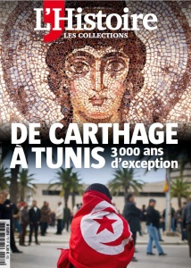De Carthage à Tunis, 3000 ans d'exception - l'histoire collection 70