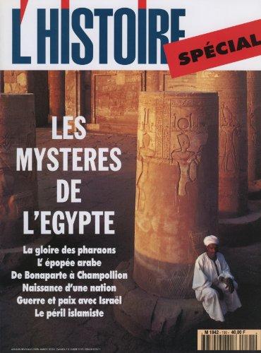Les mystères de l_Égypte - l'histoire n°190