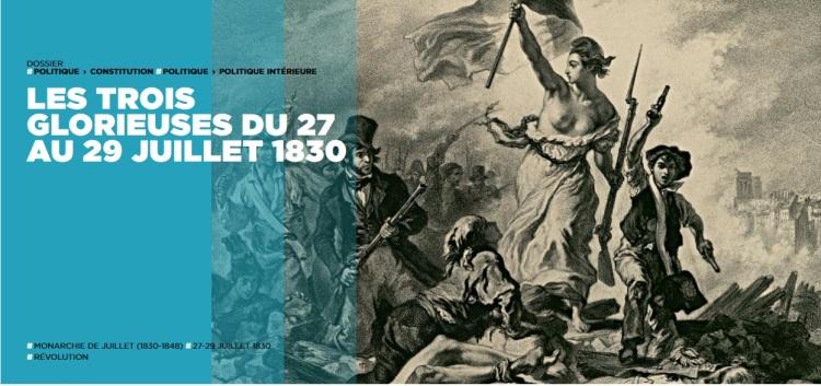 Les Trois Glorieuses du 27 au 29 juillet 1830.jpg