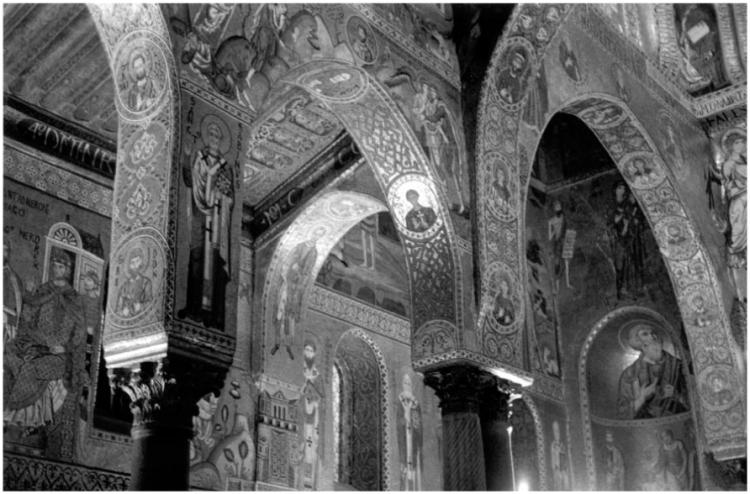 Roger II de Sicile. Un normand en Méditerranée_mosaïques de la cathédrale de Monreale