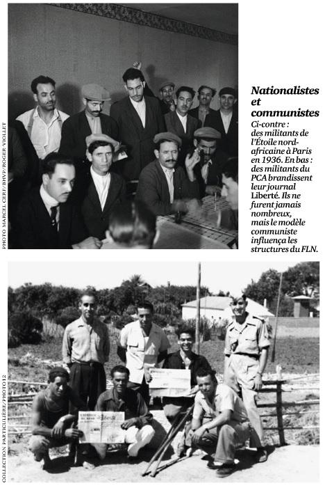 L'Algérie et les Algériens - HSH55. Nationalistes et communistes