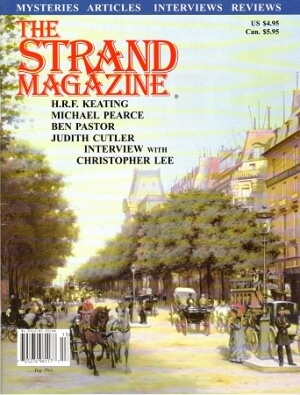 the strand magazine - vidocq