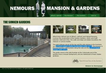 NMG-the sunken gardens