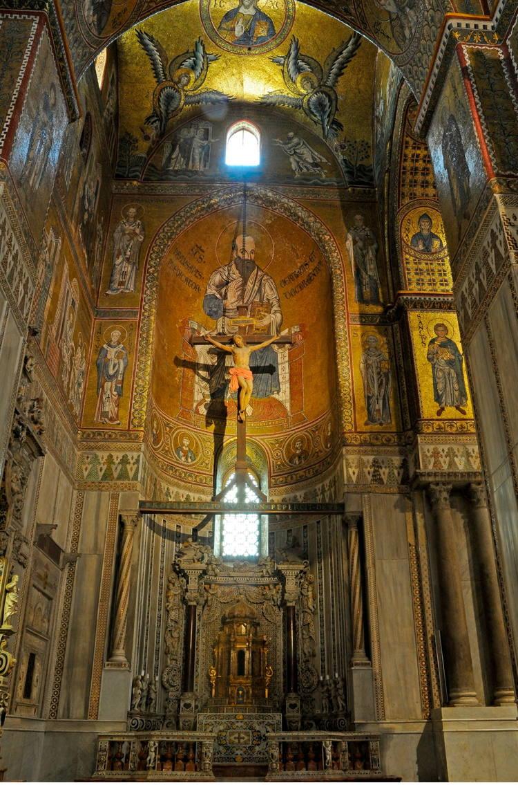 Cathédrale de Monreale © CRICD