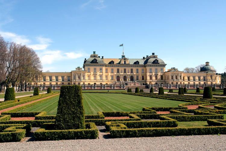 Domaine royal de Drottningholm © Alexander Smolianitski