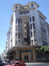 Immeuble Lévy-Bendayan de Marius Boyer (1928). (Crédit Cerise Maréchaud)