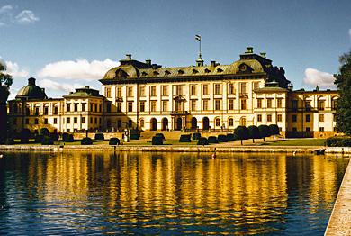 Le Château de Drottningholm