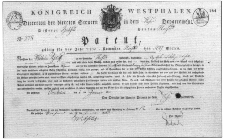 L'influence de la législation française sur le droit pharmaceutique allemand au début du XIXe siècle
