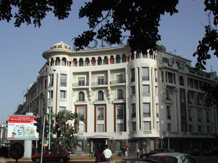 L'immeuble Imcama d'Albert Greslin (1928). (Crédit Casa Mémoire)