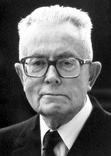 Maurice Allais, prix Nobel d'économie