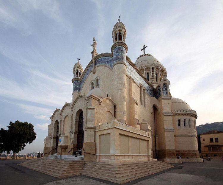 Algérie, Alger, Basilique Notre Dame d'Afrique