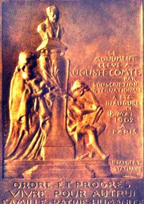 annales.org-les polytechniciens et l'aventure saint-simonienne-A. Comte-Médaille commémorative