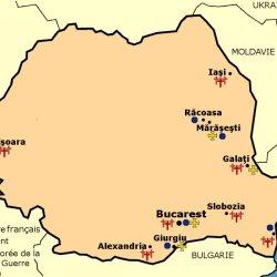 La présence militaire française en Roumanie dans l_Histoire De l_action au souvenir