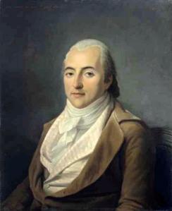 [Illustration : Portrait de Claude-Henri de Rouvroy, comte de Saint-Simon ARS FE-ICONO-4]