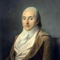 [Illustration : Portrait de Claude-Henri de Rouvroy, comte de Saint-Simon ARS FE-ICONO-4]
